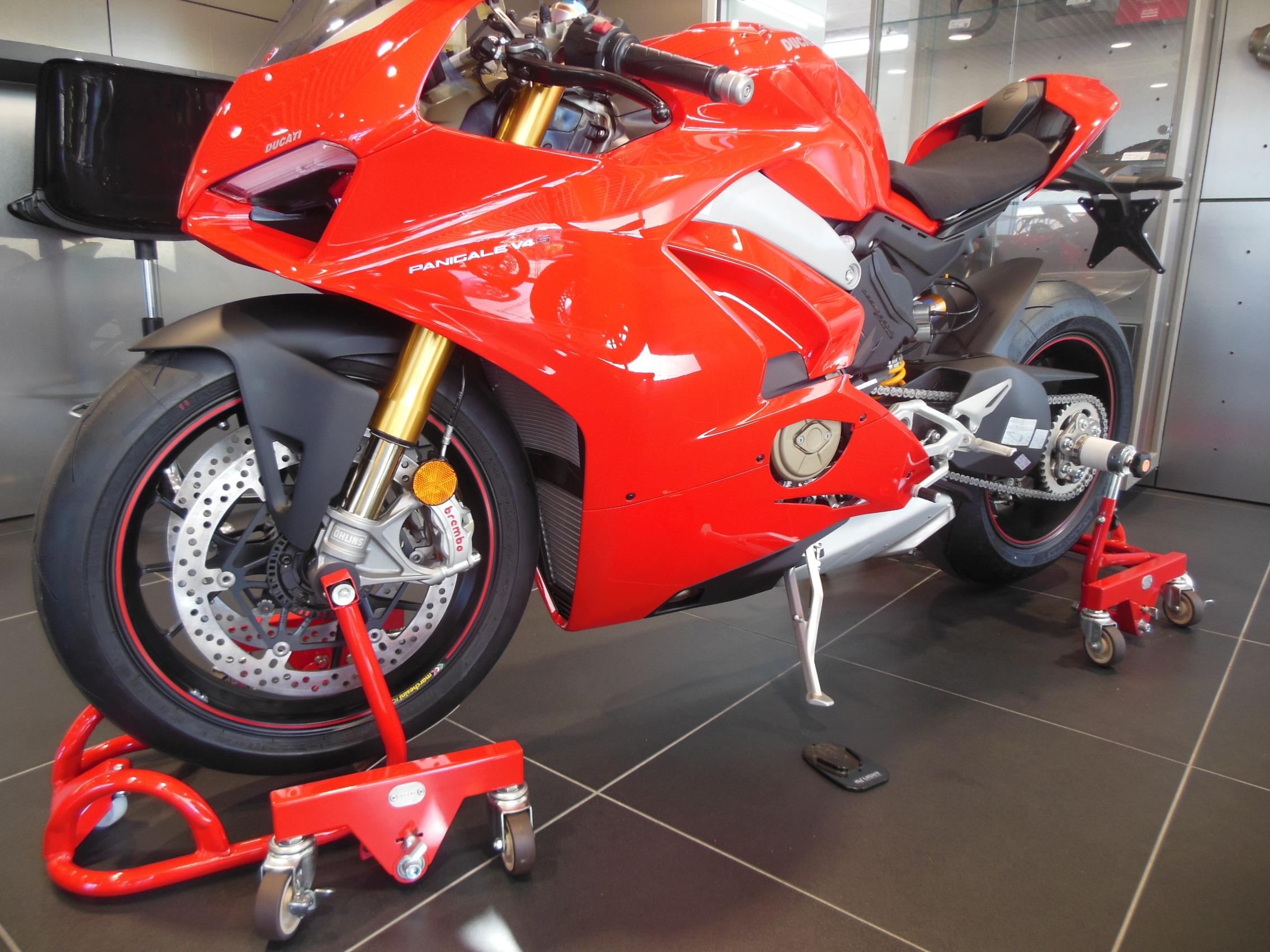 DucatiパニガーレV4極太貫通ショート