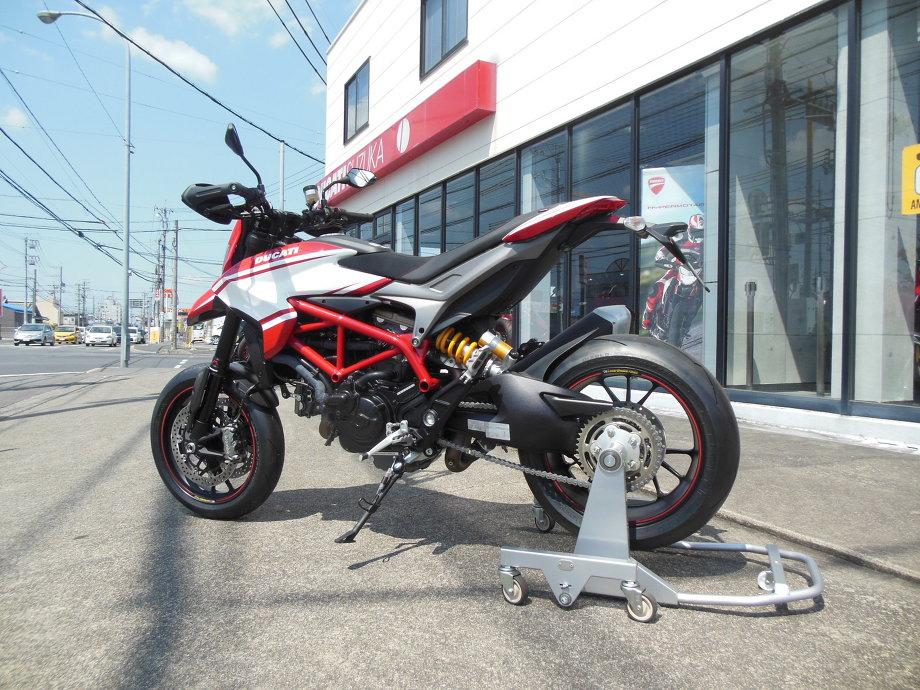 Ducati Hypermotard、Monster1100