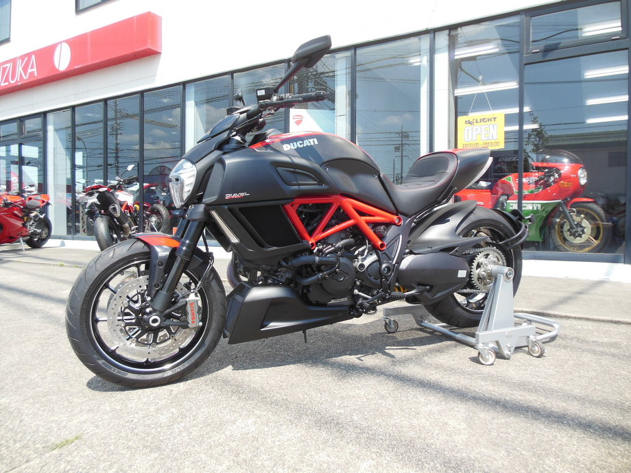 Ducati Diavel!!!
